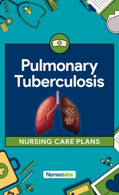Tuberculosis is an acute or chronic infection caused by Mycobacterium tuberculosis. These are 5 Pulmonary Tuberculosis Nursing Care Plans (NCPs) which you can use for writing your own nursing care plans. What Is Nursing, Nursing Care Plan, Nurse Teaching, Teaching Plan, Best Nursing Schools, Nursing Career, Nursing Labs, Personalized Gifts For Nurses, Masters Degree In Nursing