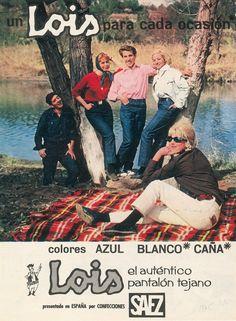 1965    'Un Lois para cada ocasión'.