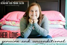 International Down Syndrome Coalition- IDSC: Meet Sara!