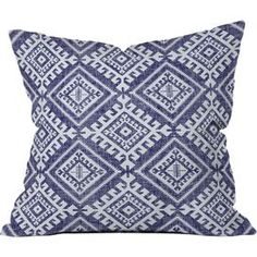 Shakami Denim Pillow