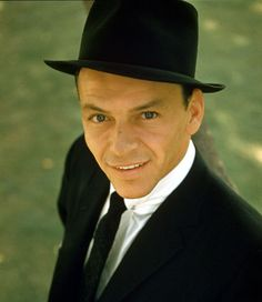 Frank Sinatra, taken by Bob Willoughby
