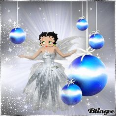 Betty Boop: Silver Christmas