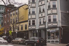 View tips about South Boston from local hosts. Boston Neighborhoods, South Boston, The Neighbourhood, Multi Story Building, Street View, Inspiration, Books, Biblical Inspiration, The Neighborhood