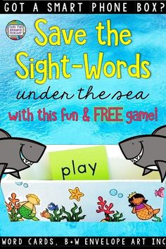 Fun, fast-paced sight word game that will have your students hooked! Easy to differentiate and home element included! Sight Word Games, Sight Word Activities, Sight Words, Primary Teaching, Teaching Activities, Teaching Ideas, Teaching Reading, First Grade Lessons, Kindergarten Lessons