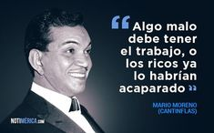Las 20 mejores frases de Cantinflas