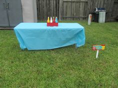 Ring Toss Game...