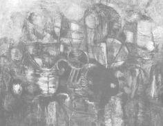 """Ermanno Besozzi pittore 1959 Presenza della natura olio su tela f.s.r. cm 43x55 arc. 809 Bibliografia: A. Beolchi, F. Gualdoni, monografia """"Besozzi"""" 1996 feb./mar pag. 43 ripr. Esposizioni: Sesto Calende, Spazio """"Cesare da Sesto""""Palazzo Comunale, feb./mar. 1996"""