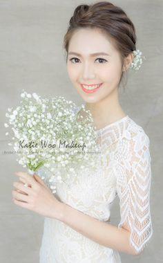Special thanks to Pretty Rachel and My Oppa <3 Makeup & Hair & Photo | Katie Woo MakeUp -- 提供 新娘化妝/ 化妝髮型班/ 隱形眼線/ 植&電眼睫毛 服務; 歡迎查詢 -- Wtsapp: 852 5417 1555  Email: ktwmua@gmail.com Facebook: www.facebook.com/katiewoomua Website: http://ktwmua.wix.com/katiewoomakeup --- #mua #wedding #bride #bridal #bridemakeup #makeup #bridehair #katiewoomakeup #新娘化妝 #新娘髮型 #韓 #歐美 #清新 #自然 #新娘造型 #姊妹化妝