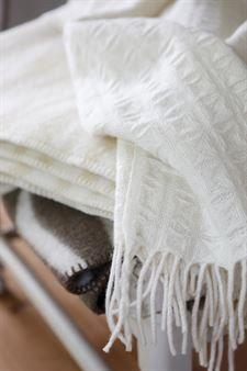 Twist wollen deken van Klippan Yllefabrik | Online winkelen!