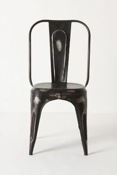 Anthropologie dining chair