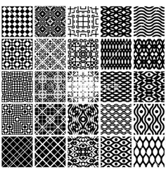 Geometric seamless patterns vector 473669 - by Sylverarts on VectorStock®