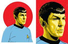 And the Spock version. #StarTrek #Spock