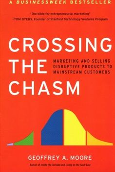 Crossing the Chasm: Marketing and Selling High-Tech Products to Mainstream Customers by Geoffrey A. Moore http://www.amazon.com/dp/0060517123/ref=cm_sw_r_pi_dp_uEEgvb1HSGE5G