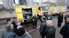 Renovación de 4 autobombas para la extinción de incendios forestales en León, Palencia, Valladolid y Zamora http://www.revcyl.com/web/index.php/medio-ambiente/item/8755-renovacion-de-4