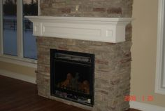 Image detail for -Modern Stone Fireplace Mantels Designs - Home Design | Furniture ...