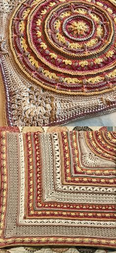 Lillina Blanket Free Crochet Pattern