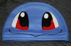 Pokemon Squirtle Handmade Hat by riomccarthy on Etsy, $20.00