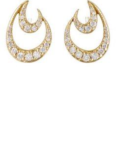 Deborah Pagani Deca Nueva Studs at Barneys New York Delicate Jewelry, Barneys New York, Studs, Dainty Jewelry, Stud Earring, Stilettos
