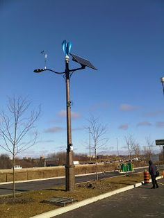 Thank you to the Program Manager at Centennial College for Contributing to this article. Technical and financial evaluation of wind turbines for commercialization with hybrid off-grid street lights carried out at Centennial College of Toronto, Ontario Every year local, provincial and federal governments across Canada use billions of kilowatt hours of electricity to power streetlights…