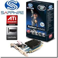 Sapphire Radeon HD 5450 1GBDDR3 @ falan4ever.blogspot.com