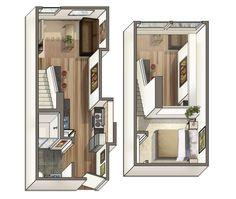 Olympic Studio Lofts In Santa Monica Micro Loft Of Close To
