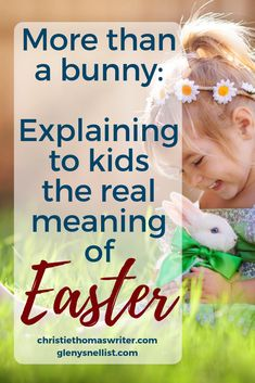 Understand the real meaning of Easter, and receive this children's pastor's best tip for teaching kids about the real meaning of Easter. Easter Story For Kids, Easter Story For Preschoolers, Easter Ideas, Easter Activities, Activities For Kids, Easter Meaning, What Is Easter, Passover And Easter, Easter Books