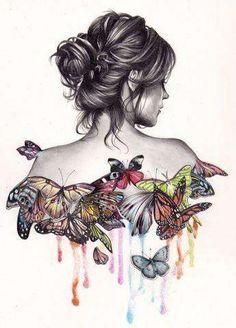 .....butterflies....