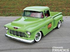 1955 Chevrolet 3100 - Classic Trucks Magazine