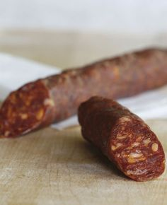 Calabrese Dry Hot Sausage | Italian Meats