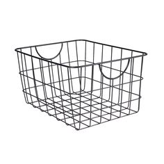 metal baskets | wire storage baskets | wire storage | wire wall basket