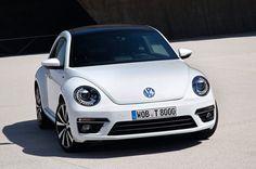 #Volkswagen Coccinelle vue de devant