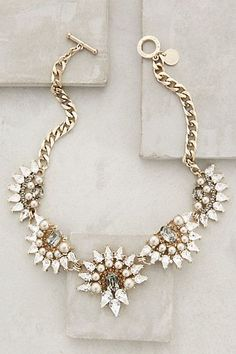 Annika Necklace - anthropologie.com #anthrofave