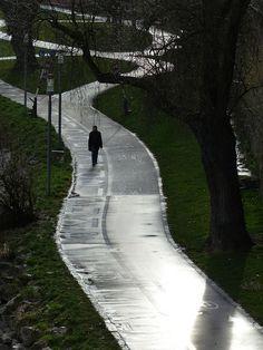 Pedestrian, Road, Cycle Path PUBLIC DOMAIN