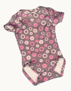 Spacefem: Baby onesie pattern and tutorial