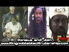 malachi  z    york in person for | King Noble Adresses The Dr Malachi Z York situation