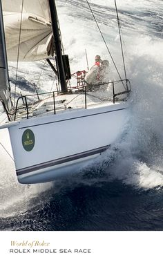 2014 Rolex Middle Sea Race #Yachting #RolexOfficial