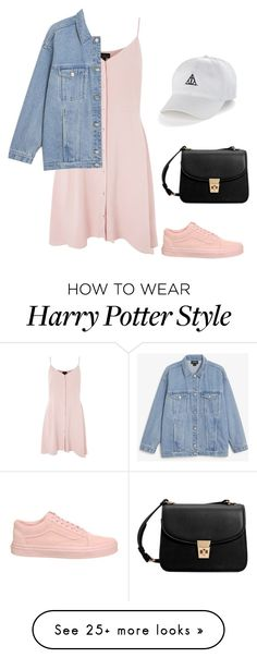 """Howe#95"" by becxx1207 on Polyvore featuring Topshop, Vans, Monki and MANGO"