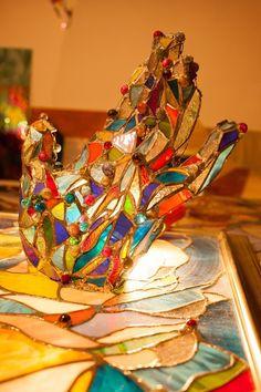 Vitraliu decorativ Painting, Art, Art Background, Painting Art, Kunst, Paintings, Performing Arts, Painted Canvas, Drawings