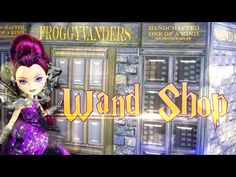 My Froggy Stuff: Our Harry Potter Inspired Doll Wand Shop : Free Printables