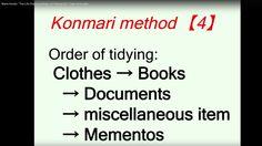 Konmari Method [4] - Google Talk by Marie Kondo