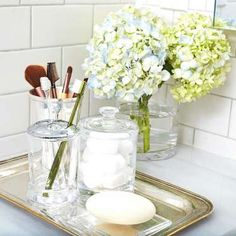 10 Stylish Tricks for a More-Organized Bathroom - Provided by Good Housekeeping