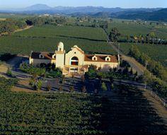 Groth Vineyard - Napa Valley