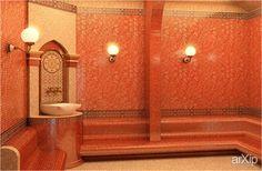 турецкая сауна: интерьер, восточный, марокканский стиль, баня, сауна, хамам, 20 - 30 м2, баня #interiordesign #moroccan #bath #sauna #hammam #20_30m2 #bath arXip.com