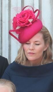 June 2018 in Emily London Autumn Phillips, Peter Phillips, House Of Windsor, Princess Beatrice, Prince Phillip, Hat Stands, Pillbox Hat, Wearing A Hat, Royal Ascot
