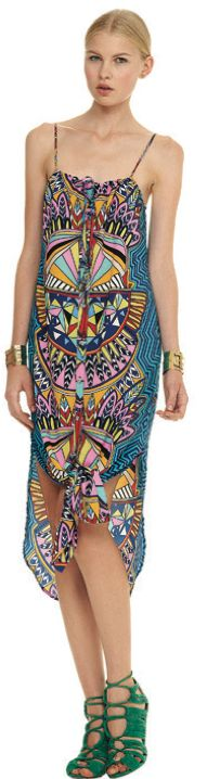 Mara Hoffman Printed Easy Dress