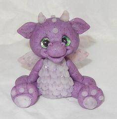 Lilac the dragon