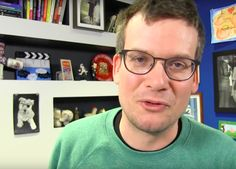 John Green Has a Theory About Why We Stigmatize Mental Illness