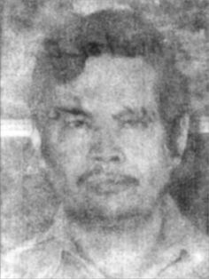 """Jacobo S. Amatong Asked three times if he recognized the attackers, each time Amatong replied:""""…Army…"""" He died in the hospital eight hours later.  Two soldiers were identified as the killers by a key witness, the driver of the getaway vehicle; the latter was himself killed by unidentified men a year later."""