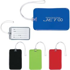 Journey Luggage Tag | Trade Show Giveaways | 0.91 Ea.