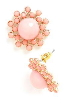 #earring #earrings #jewelry #wedding #fashion Bright Burst Earringshttp://www.lvlv.com/earring-c-3
